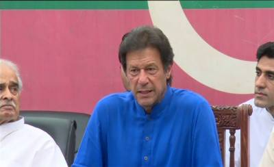 Imran Khan puts forward two important demands against Nawaz Sharif over Mumbai attacks statement