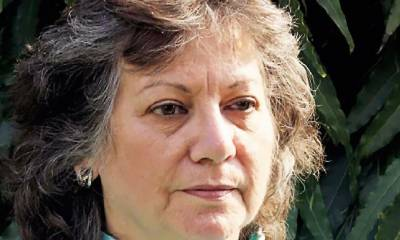 Indian government disgraced veteran Pakistani artist Moneeza Hashmi