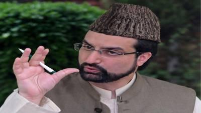Mirwaiz urges India to settle Kashmir dispute according to aspirations of Kashmiris