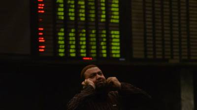 Pakistan Stock Exchange witnessed a bloodbath