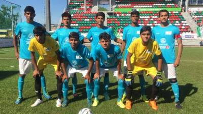 Pakistan street children makes history in Street Child World Cup 2018 in Russia