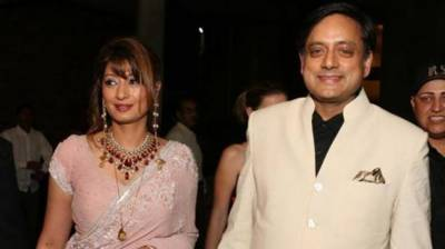 Top Indian leader Shahsi Tharoor charged with murder abetting of his wife