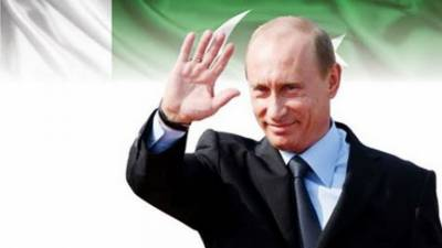 Why Pakistan Russia need each other?