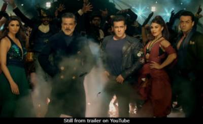 (VIDEO): Race 3 trailer is out and Salman Khan is rocking