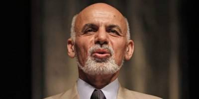 Afghan President Ashraf Ghani apologises to the nation