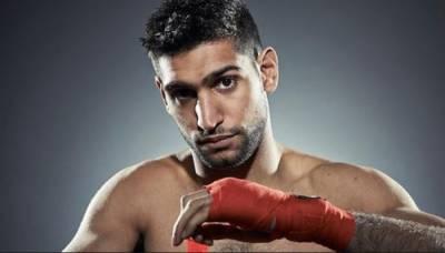 British Pakistani Boxer Amir Khan to make big announcement