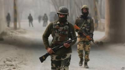 Indian Army patrol ambushed in Occupied Kashmir