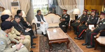 Nepal Army Chief visit to Pakistan irks India