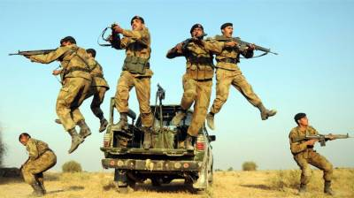 Operation Radd-ul-Fasaad; 3 terrorists arrested, weapons & ammunition recovered