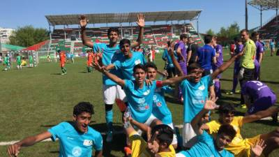 Pakistan lost street child World Cup 2018 final on penalty shootouts