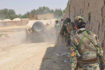 Afghan Taliban simultaneously assault 12 provinces, seize military equipment including Tanks