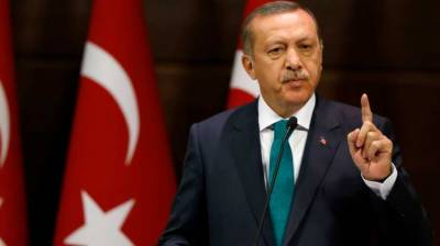 Erdogan slams world's silence over killing of innocent Palestinians