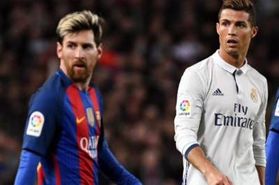 Legendry footballers Lionel Messi, Christiano Ronaldo get life threats from ISIS