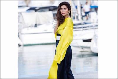 Mahira Khan's long love letter for Cannes is inspiring