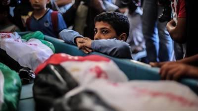 Over 1,000 children injured in Gaza since March 30: UN
