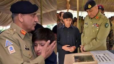 Shaheed MI Colonel Sohail Abid laid to rest