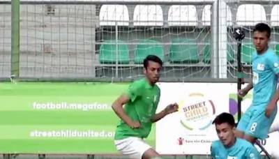 Street Child WC: Uzbekistan beat Pakistan