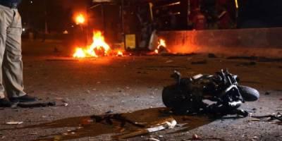 Suicide blast in Peshawar, 6 FC soldiers hit