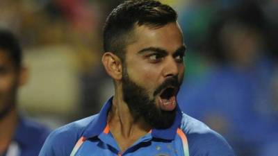What is the secret behind Virat Kohli's beard? Is it wife Anushka Shama