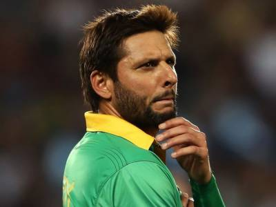 Why Shahid Afridi has suddenly pulled out of World XI?