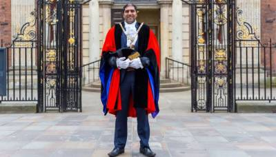 British Pakistani Mayor makes history in UK