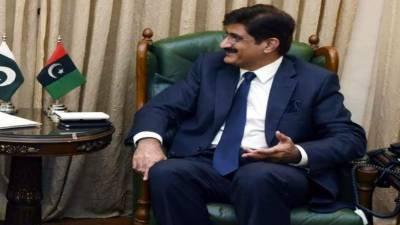 CM Sindh, Commander Karachi discuss different matters
