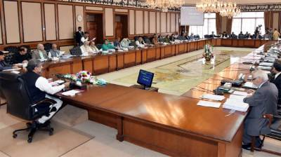 Federal Cabinet approves placing FATA Reforms Bill in NA