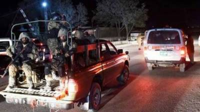 Five suicide bombers killed in Quetta