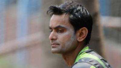 Mohammad Hafeez in hot waters
