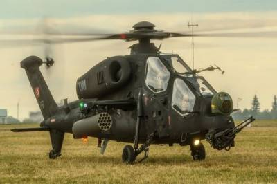 Pakistan buys 30 Turkish Combat attack helicopters ATAK, biggest ever deal in Turkish history