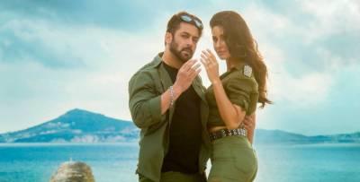 Salman Khan, Katrina Kaif make history