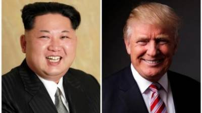 Trump promises N.Korea's Kim can stay in power