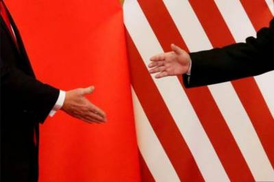 US-China's further trade talks in Washington today