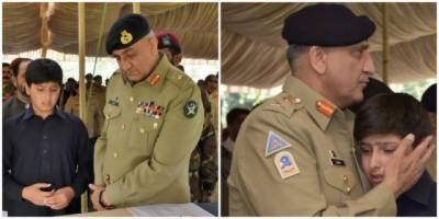 When a soldier is martyred, I lose part flesh of my body: COAS