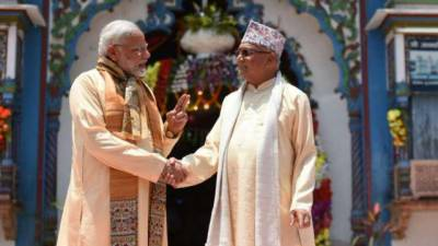 Tiny Nepal gives yet another blow to India