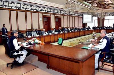 Federal Cabinet takes landmark decision of Pakistan's history