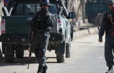 Bomb blast in Kabul, Afghanistan