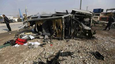 Car bombing kills 16 in Afghanistan