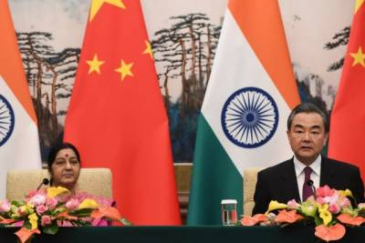 China digging gold near disputed border with India
