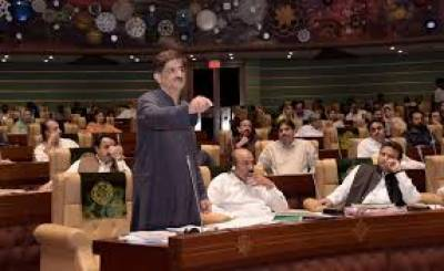 I curse everyone who wants a Karachi province, says Sindh CM