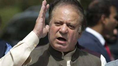 Imran Khan is responsible for this culture, says Nawaz Sharif on Naeemul Haq slapping Daniyal Aziz