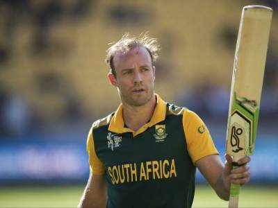 Legendry Cricketer AB De Villiers shocks millions of fans