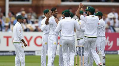 Pakistan, England first Test match on Thursday