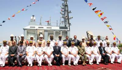 Pakistan Navy takes yet another step towards self reliance