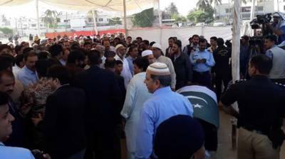 Sabika Sheikh's funeral prayer offered in Karachi