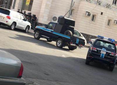 Terror plot foiled in Makkah, few kilometers away from Holy Mosque