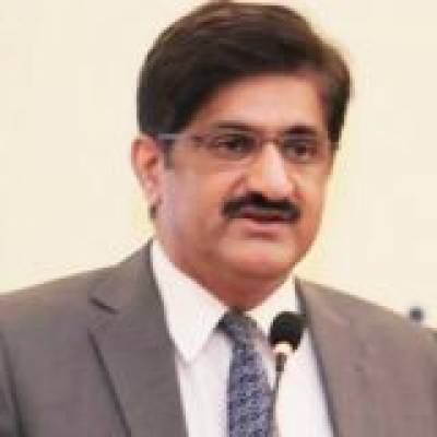 Who will be caretaker CM Sindh?