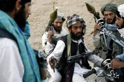 Afghan Military 20 soldiers surrender before Afghan Taliban