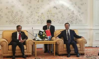 CJP Justice Saqib Nisar takes a bold stance on CPEC in meeting with Chinese counterpart