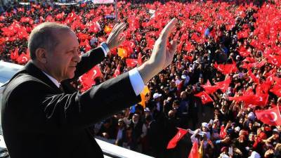 Erdogan to start election campaign from eastern Turkey